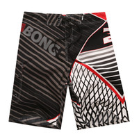 Billabong Summer Quick Dry Board Shorts Striped Mens Polyest...