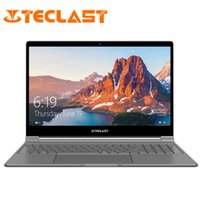 Ecran Teclast F15 IPS pour ordinateur portable Intel N4100 Quad Core 1.1GHz 8GB RAM 256GB SSD 15.6 pouces Windows 10 Micro HDMI 1920 * 1080 Ordinateur portable