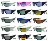 New Fashion Big Frame Sunglasses Men Women Cycling Sports Outdoor Sun Glasses Sport Eyeglasses Brand Eyewear