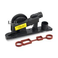 Guarnizione della valvola di regolazione della pressione del separatore dell'olio PCV OEM per VW Audi 2.0 06F129101R