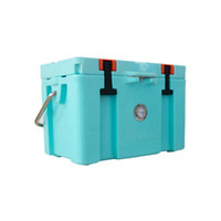 New style portable 25QT ice cooler chest long time insulatio...