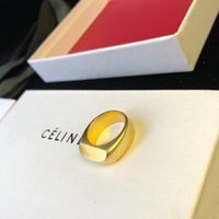Top quality brass material simple ring in US size 6- 8# women...
