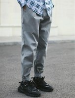 Cargo Pants Luxury Fashion Plus Size Loose Pants Mens Casual Jogger Trousers With Pocket Spring Mens Designer