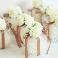 Свадебных коробки подарка партии Коробка конфетов Дня Святого Валентин торт Box Transprent Plastic Box Праздничных вечеринки