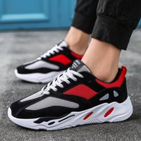 Casual Shoes Fashion Mesh Light Breathable Men Casual Tenis ...