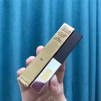 Marca Tubo de metal de calidad superior El número de colores de lápiz labial mate de cuero Slim Rouge N1 N9 N12 N18 N21 N23 N5