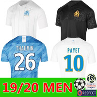 2019 men Olympique de Marseille BALOTELLI Soccer jerseys 202...