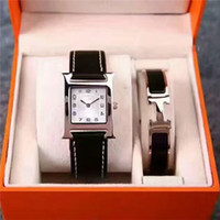 New 2 Sets Dress Women Watch&bracelet Top Luxury brand Watch...