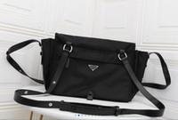 35cm Fashion Double bag Designer Nylon Bag Classic Luxury Ca...