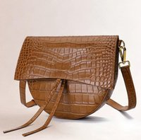 The hottest brand recommended ladies high- end saddle bag des...