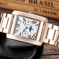 High quality luxury mens watches All dials work Full Stainle...