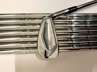 새로운 JPX919 골프 클럽 JPX919 철분 세트 JPX919 골프 단조 아이언 골프 클럽 4-9PG R / s 플렉스 스틸 샤프트와 헤드 커버