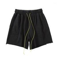 Contrast Streamer Casual Shorts Summer Mens Desigenr Shorts Sports Mens Loose Outdoor Running Basketball Training Pants