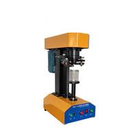 Otomatik smartbud Teneke kutu mühürleme makinesi Plastik ve metal teneke kap mühürleme makinesi
