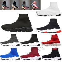 balenciaga balanciaga balenciaca balenciga Chaussette de mode Vitesse 1.0 Chaussures d'entraîneur Hommes Sneakers Femmes Chaussettes Formateurs Baskers Coureurs Chaussures