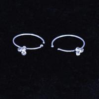 2019 mais recente nova marca de alta qualidade 925 sterling silver nariz anel body piercing jóias pequeno corpo jóias para as mulheres da moda desgaste
