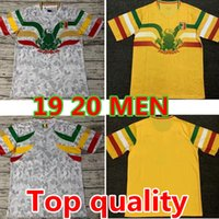 New 2019 2020 Mali Soccer Jerseys 19 20 Mali Home White Away...