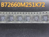 Elektronik Bileşenler Dirençler 50 adet / grup Varistör B72660M251K72 CU4032K250G2
