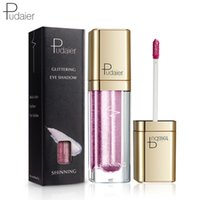 Pudaier 18 Colors Shine Smoky Eyeshadow Waterproof Dimond Gl...