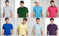Высокое качество Мужчины роскошные Новый логотип крокодил Рубашка Поло Мужчины С Коротким Рукавом Повседневные Рубашки Мужская Твердые классические футболки Плюс Camisa Поло