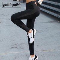 Leggings Sport Fitness Patchwork Yoga Pants Leggings Sports ...