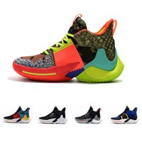2019 New Russell Westbrook 2 Why Not Zer0. 2 Thunder Mens Bas...