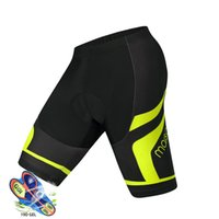 Summer Cycling Shorts Men Breathable Mountain 19D Anti Slip ...