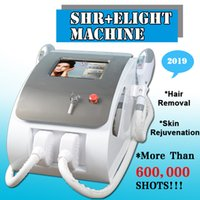 High quality IPL Permantent hair removal OPT SHR laser diode...