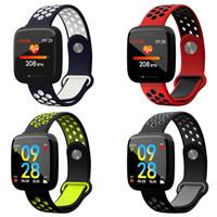 F15 Smart-Armband GPS-Blutdruck-Blut-Sauerstoff-Puls-Monitor Smartwatch IP68 Fitness Tracker Smart Watch Für IOS Android Phone