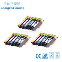 ZH 15PK 33XL Cartouche d'encre compatible pour Epson XP-530 XP-630 XP-830 XP-635 XP-540 XP-640 XP-645 T3351 T3361