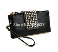 New Arrival  pu Leather  rivet Sexy Fashion  designer Bag  W...