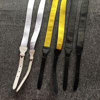 Дизайнерские плечевые ремни белая сумка ремень кожаный ремень замена плеча сумки ремень сумка аксессуары запчасти