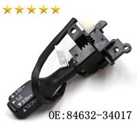 Üst Kalite Sinyal Seyir Kontrolü Camry Corolla Lexus Araba 2004-2014 Seyir Kontrol Anahtarı 8463234017 için 84632-34011 84632-34017 geçiş çevirin