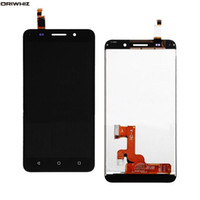 ORIWHIZ Para Huawei Honor 4x Display LCD completo Assembly Completo com sensor de toque digitador
