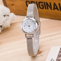 New Fashion Casual Stainless Steel Orologio Donna Alloy Ladi...