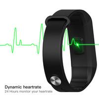 الضغط W6S الذكية سوار الدم رصد معدل ضربات القلب الرياضية المقتفي الذكية ساعة اليد للماء بلوتوث الذكية ووتش للحصول على الروبوت فون