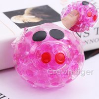 30pcs tpr Squeeze fun Squishys Cute orbeez ball pig 2018 Squ...