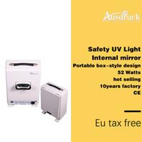 Ny bärbar hudundersökning Lampor Hudanalysator Diagnos UV-lampans ansiktsskanner Maskinens toppkvalitet