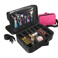 Cosmetic Bag Travel Makeup Organizer Cosmetics Pouch Bags Ma...