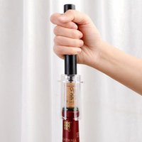 Красное вино открывалка Давление воздуха Нержавеющая сталь Pin Тип бутылки Насосы штопор пробку Tool Кухня Бар открывалка 30шт IIA92