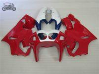 Gratis Custom Fairing Kit för Kawasaki Ninja ZX7R 1996 1997 1998 1999 2000-2003 ZX 7R Motorcykel Kinesisk ABS Plastic Fairings Set