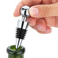 Weinflaschenverschluss Wiederverwendbare Durable Frischhalten Sealed Deckel für Weinflasche Küche-Stab-Partei-Werkzeuge Freies DHL
