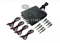 Herramientas HANTEK 1008A 1008B 1008C osciloscopio 8CH 12bits Resolución vertical 8 canales programable Generador Automotriz de diagnóstico