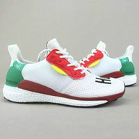 LUXURY Solar Hu Glide ST shoes designer shoe men sneakers me...
