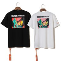 2019ss Best Quality 1a: 1 Heron Preston New Collection Printe...