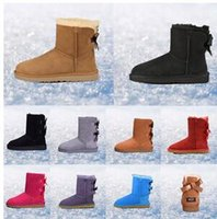 Cheap In Stock high quality Xmas gift Half Boots 11color Win...