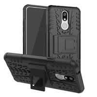 Per LG V50 ThinQ 5G G8 ThinQ G8S ThinQ OnePlus 7 Pro OnePlus 7 OnePlus 6T Heavy Duty Rugged Impact Armor Robot Custodia Case Cover KickStand
