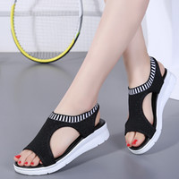 Plus Size 35- 44 Women Sandals Female Shoes Woman Summer Wedg...