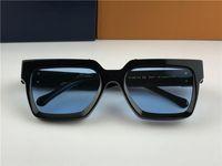 Novo designer óculos de sol para homens mulheres óculos de sol milionário 1165 Óculos de estilo de verão ao ar livre óculos de alta qualidade anti-UV 400 lente com caixa