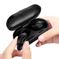 XG13 TWS Fones de ouvido sem fio 5.0 True Bluetooth Fones de ouvido IPX5 À Prova D 'Água Esportes Esportes 3d Som Estéreo Som Earphones com Caixa de Carregamento